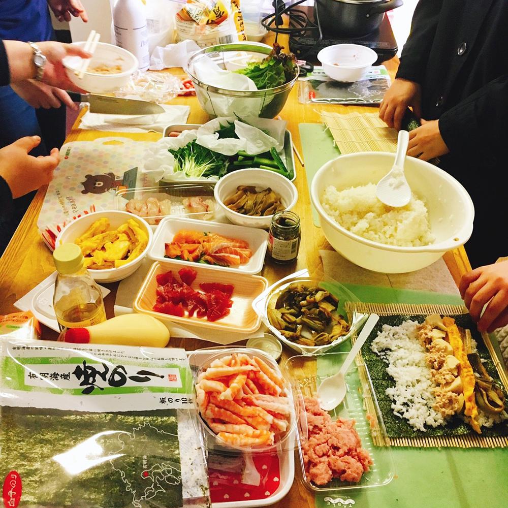 2巻き寿司パーリィ_170410_0003